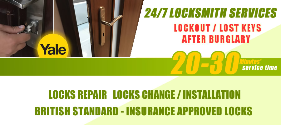 Burgh Heath locksmith services